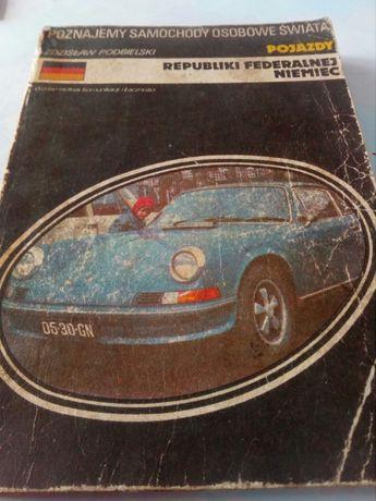Książka Pojazdy Republiki Federalnej Niemiec