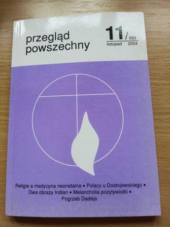 Przegląd powszechny 11/2004 i Więź marzec 2000 (Dostojewski - temat)