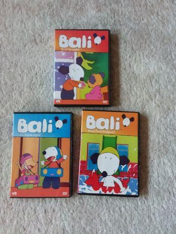 Zestaw 3 płyt DVD Bali
