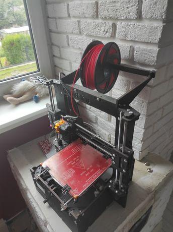 3-D Принтер Graber i3+бухта якісного пластику!