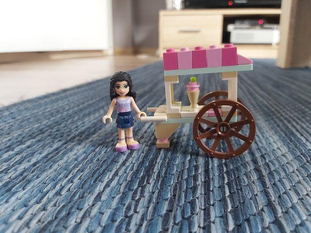 Lego friends 30106 stoisko z lodami