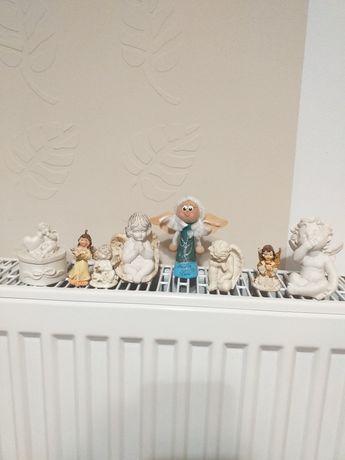 Aniołki Święta ozdoby