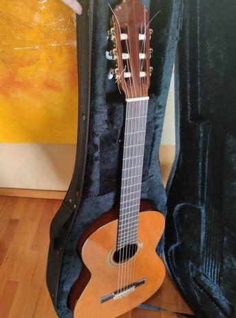 Guitarra Clássica - oferta de mala de transporte