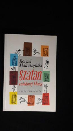 Szatan z siódmej klasy, lektura szkolna