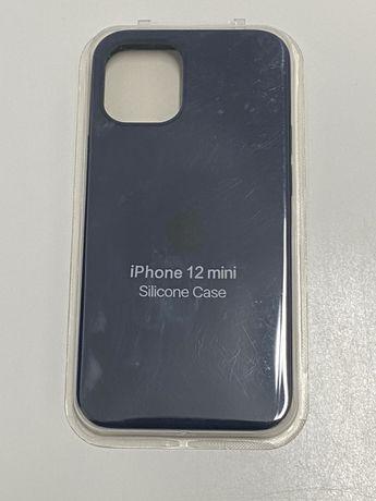 Capa iPhone 12 Mini Azul