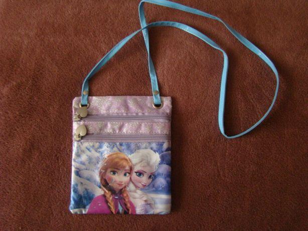Продам фирменную сумку кроссбоди Disney Frozen холодное сердце