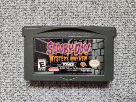 Gra Scooby Doo Mystery Mayhem / GameBoy Advance