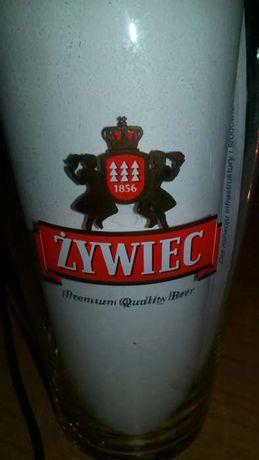 Szklanka do piwa Żywiec 0,5