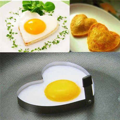 Сердце - форма для яичницы!!! 150р.