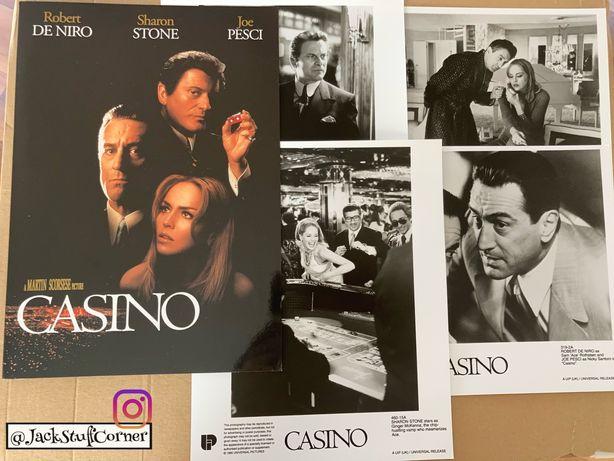 Casino -  pakiet - kadry filmowe / zdjęcia