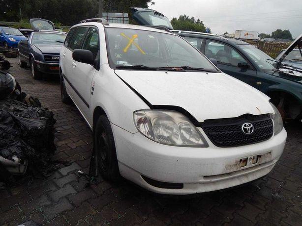 Toyota Corolla E12 2003, 2.0 D4D Tylko na części!