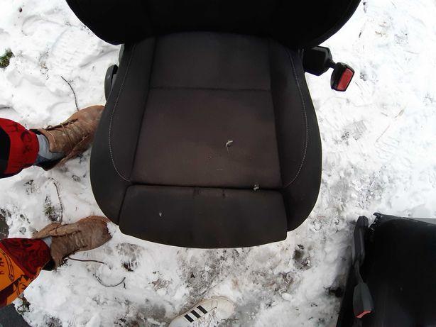 Fotele tapicerka m-pakiet bmw 1 e87
