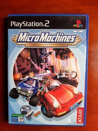 Micro Machines playstation 2