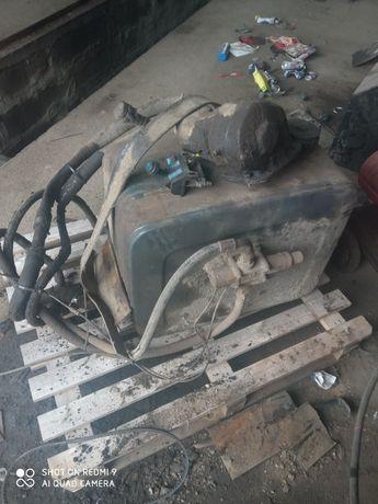 Hydraulika Scania 4 R 6 skrzynia z połówkami