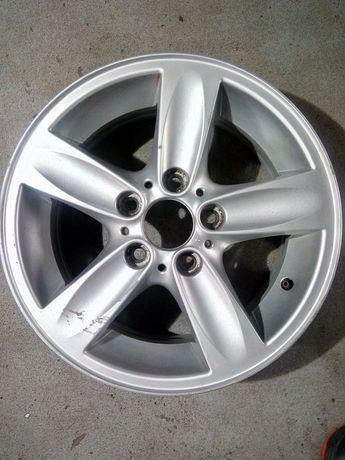 Felga aluminiowa pojedyncza BMW 16'