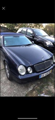 Mercedes clk cabrio 200