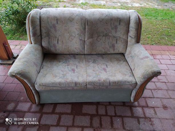 Sofa kanapa wersalka rozkładana dwuosobowa