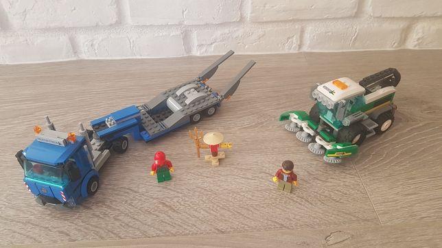 Klocki lego City nr zestawu 60223+ zabawka gratis