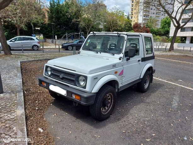 Suzuki Samurai 1.3i JHT