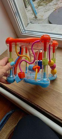 Развивающий детский куб игрушка музыкальная