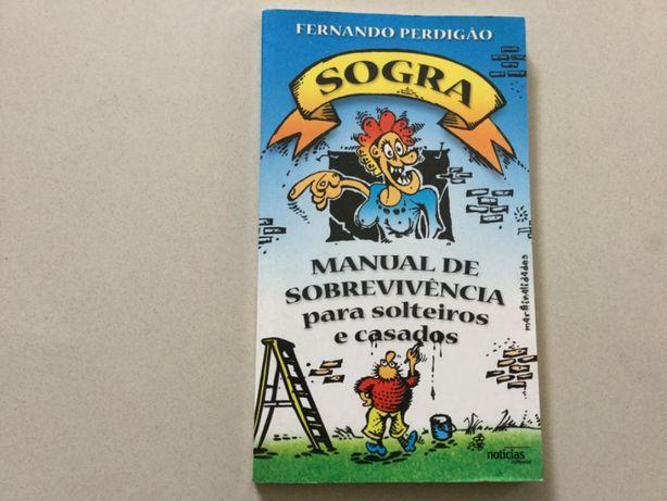 Livro Sogra Manual de Sobrevivência