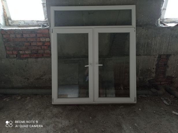 """Продам металопластикове вікно 6 камерний профіль  """"КВЄ"""""""