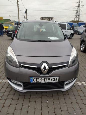 Продам Renault Megane Grand Scenic 2015
