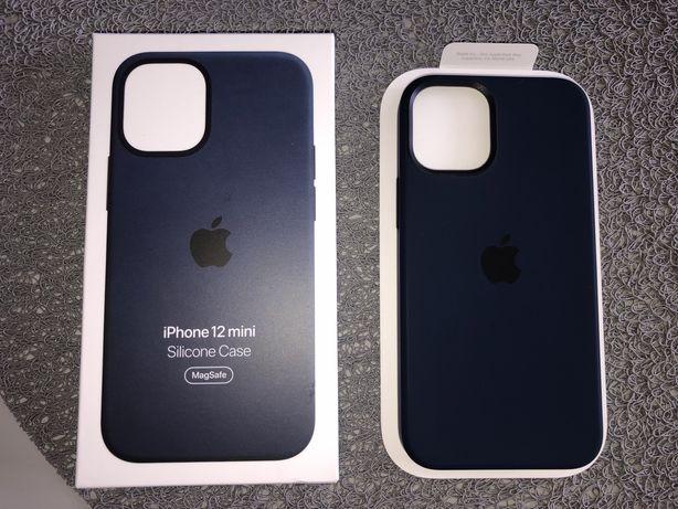 Nowe silikonowe etui Apple iPhone 12 mini Case