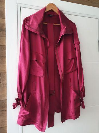 Ветровка, куртка Mango premium шелк 100%