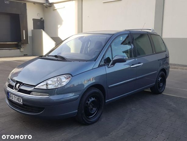 Peugeot 807 2.2hdi 7osobowy