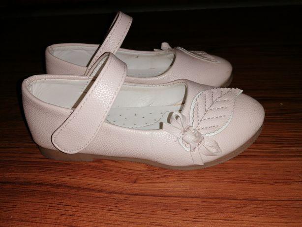 Туфельки для девочки 26 размера