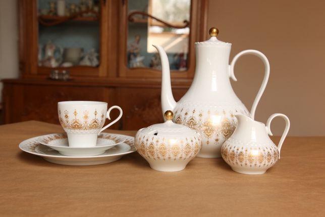 Serwis kawowy Bavaria Tirschenreuth porcelana
