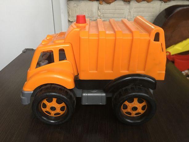Машина мусоровоз