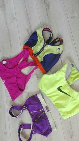 Staniki sportowe S  Nike, ,SHOCK absorber champion
