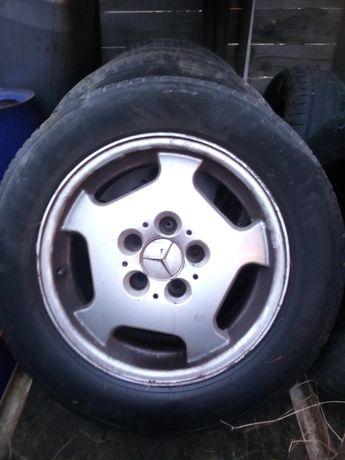 Felgi Mercedes 15