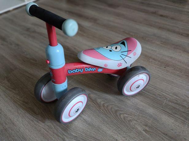 Rower biegowy, roweryk 45zl dla dziecka