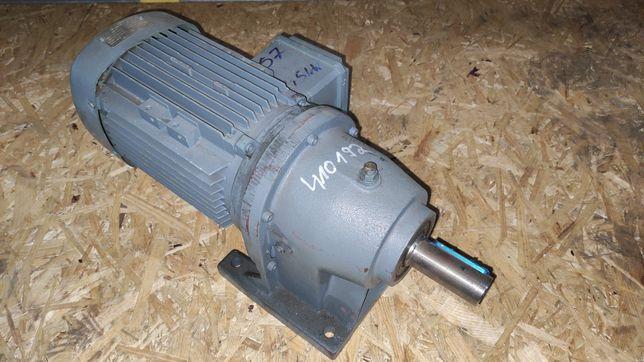 Motoreduktor 1,5 kW 57 obr/min 50 60 70 RPM Bockwoldt SEW Niemiecki
