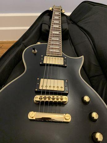 Guitarra Harley Benton SC-Custom II Vintage Black