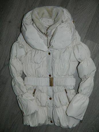 kurtka zimowa BERSHKA , puch, bardzo ciepła