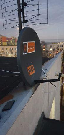 Montaż, ustawienie anten