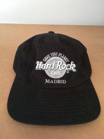 Vendo Boné Hard Rock Café Madrid