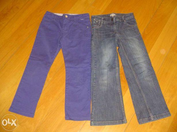 Calças de menina - 6 Anos
