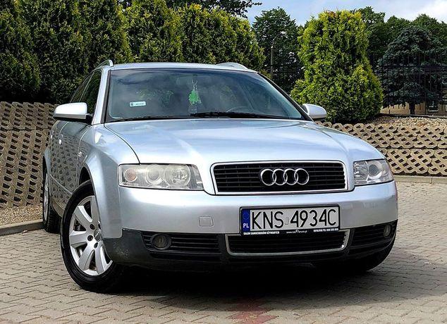 AUDI A4 1,9 TDI avant 130 KM., zarejestrowane,