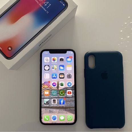Iphone X 64gb Livre de operadora