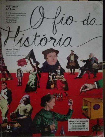 Manual de História 8º Ano