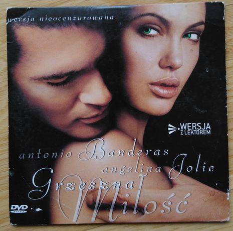 DVD Grzeszna miłość