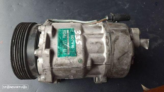 Compressor Ar Condicionado A/C Volkswagen Golf 4 /Golf Bora 1.9TDI Ref:1J820803F