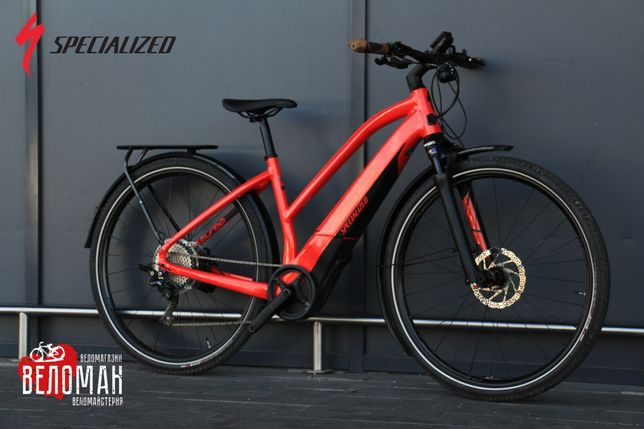 Электровелосипед Specialized Vado 6.0 2019. Haibike KTM Cube Scott GT