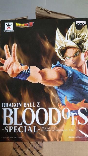 Figura Banpresto Son Goku - Blood of Sayaians Special Vol. 1