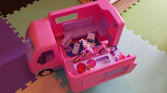 Samochód Camper Barbi